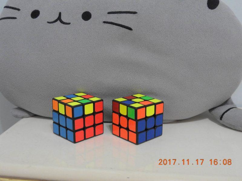 OLL魔術方塊教學