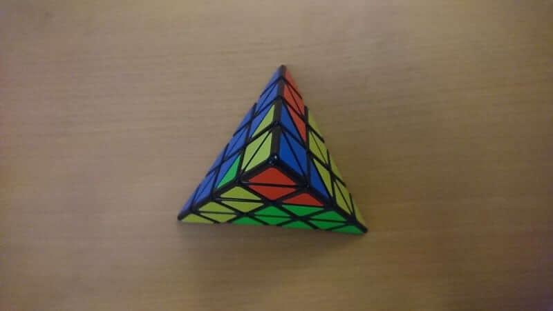 四階金字塔教學-90